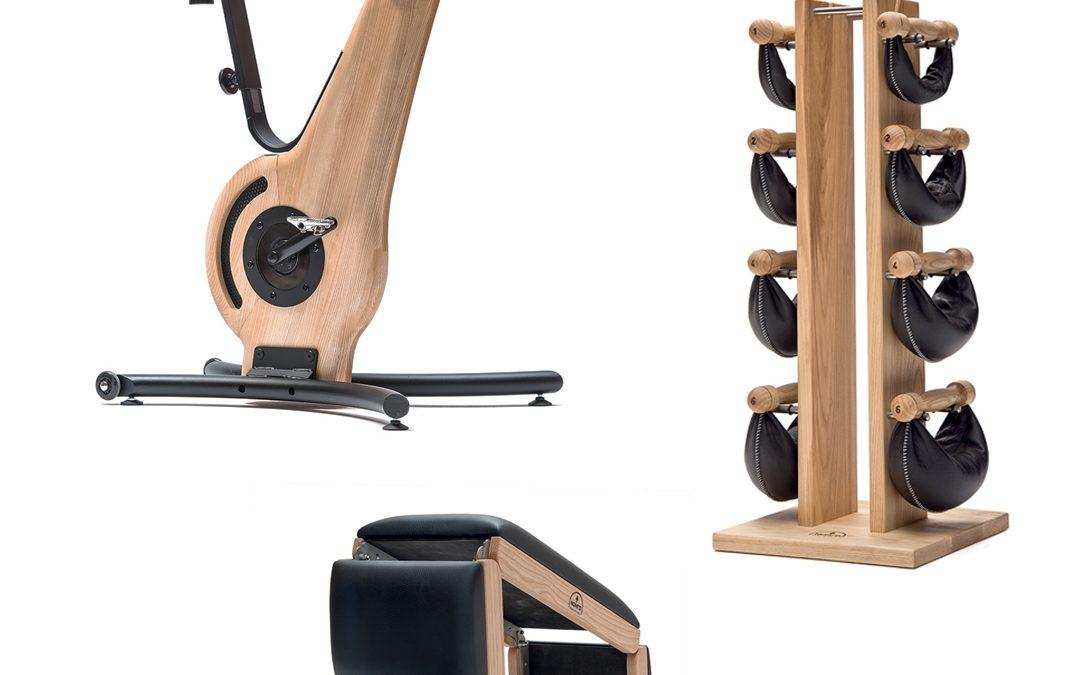 Pack Home con NOHrD Bike, TriaTrainer e SwingTower, in legno di Frassino